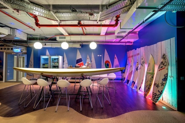 Inside The New Google Tel Aviv Office - Office Snapshots (12336)