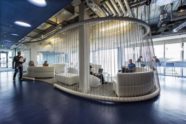 Inside The Epic Google Dublin Campus - Office Snapshots (12340)