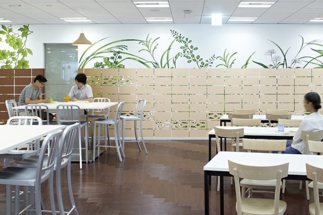 Google's Newest Tokyo Offices - Office Snapshots (12342)