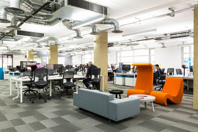 Nexmo Offices - London - Office Snapshots (12407)