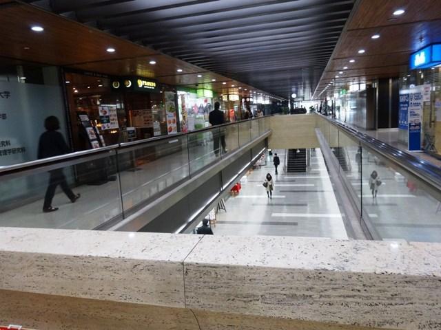 パレスサイドビル~商業空間
