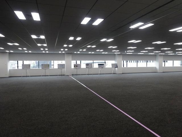 ネクストサイト渋谷ビル オフィスフロア