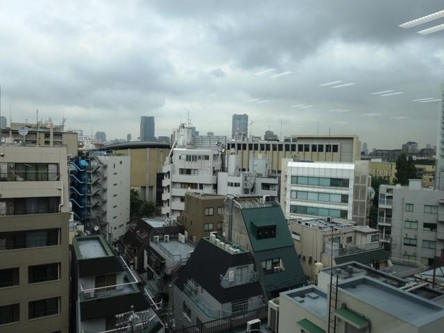 ネクストサイト渋谷ビル 眺望