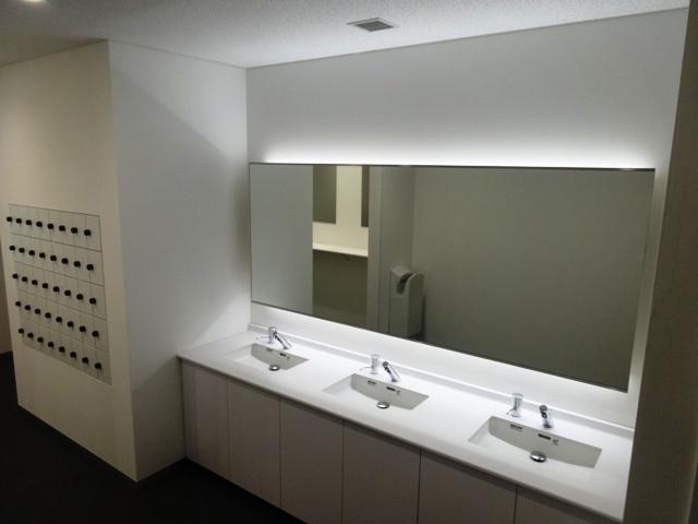 ネクストサイト渋谷ビル  女子トイレ
