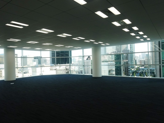 サクセス銀座7ビルのオフィスフロア