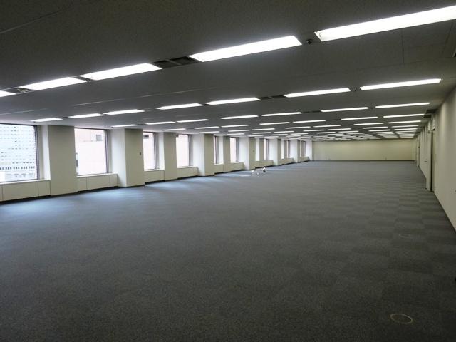 小田急第一生命ビルのオフィスフロア