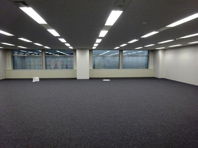 小田急サザンタワーのオフィスフロア