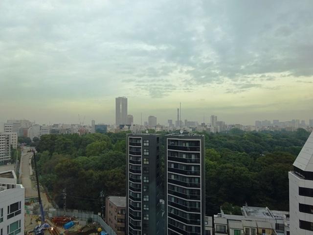 アグリスクエア新宿~眺望①