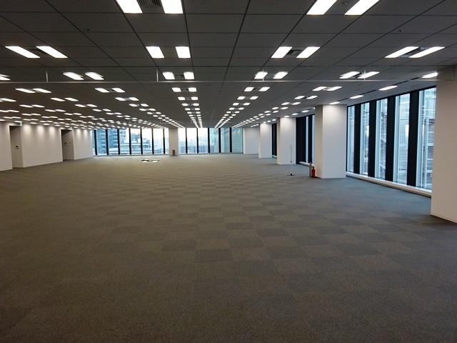アグリスクエア新宿~オフィスフロア