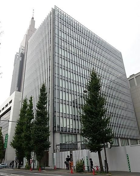 アグリスクエア新宿~全景