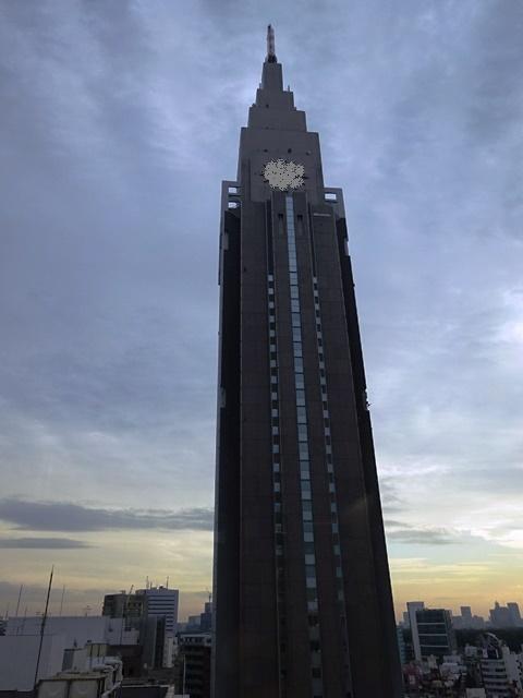 アグリスクエア新宿~眺望②