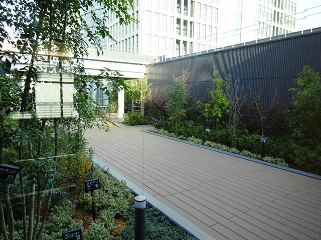 S-GATE赤坂山王 屋上庭園