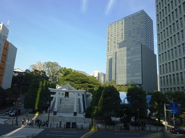 S-GATE赤坂山王 眺望②