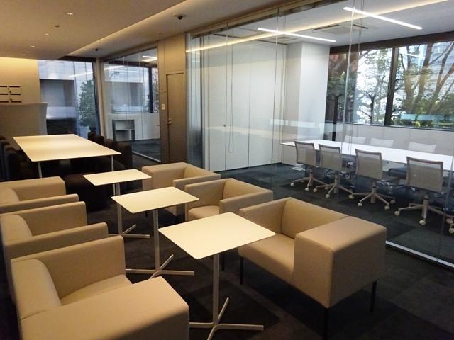 ラティス青山スクエア 2階貸会議室