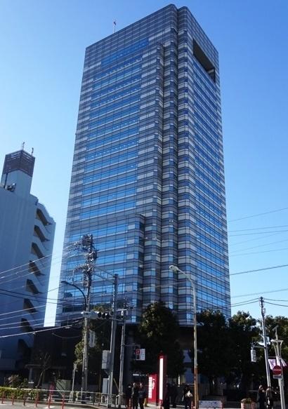 世田谷ビジネススクエアタワー 外観