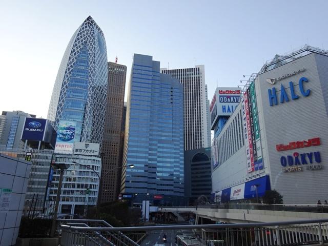 新宿エルタワー 外観