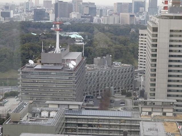 霞が関コモンゲート 眺望②