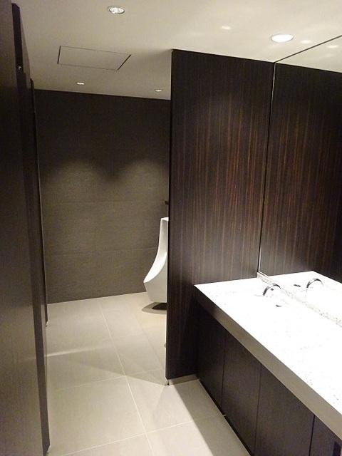 PMO西新橋 トイレ