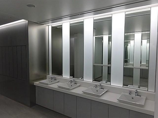GINZA SIX オフィスのトイレ