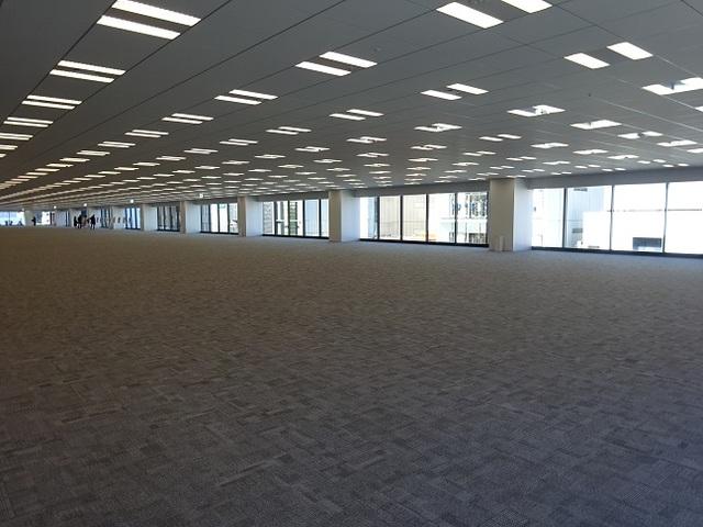 GINZA SIX オフィスフロア