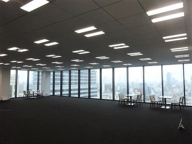 PMO渋谷 オフィスフロア