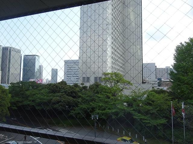 高輪コート 品川駅方面の眺望