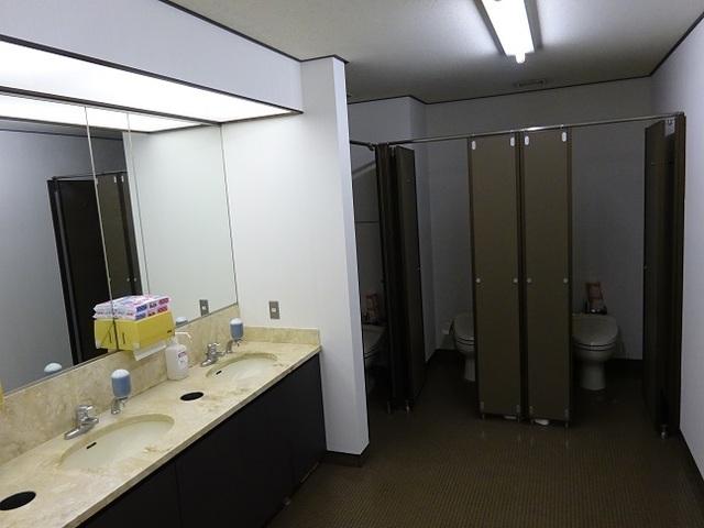 高輪コート トイレ