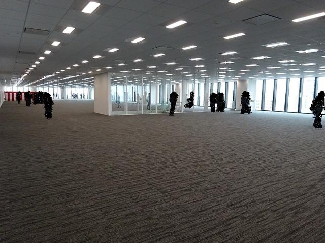 赤坂インターシティAIR 基準階