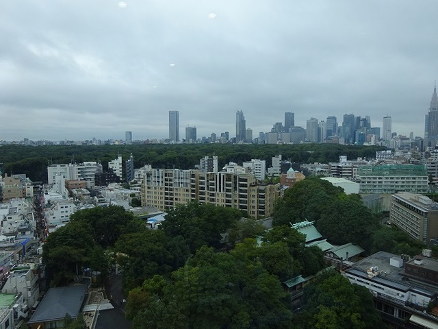 神宮前タワービルディング眺望②