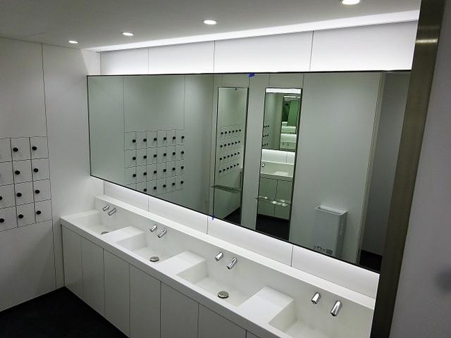 神宮前タワービルディング女子トイレ