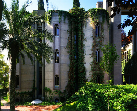A Former Cement Factory- The New Workspace and Residence of Ricardo Bofill (17658)