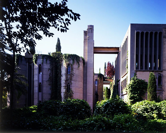 A Former Cement Factory- The New Workspace and Residence of Ricardo Bofill (17661)