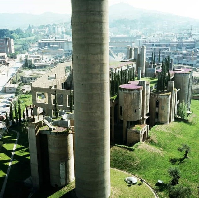 A Former Cement Factory- The New Workspace and Residence of Ricardo Bofill (17663)