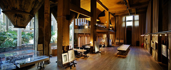 A Former Cement Factory- The New Workspace and Residence of Ricardo Bofill (17666)