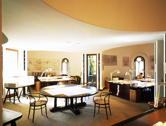 A Former Cement Factory- The New Workspace and Residence of Ricardo Bofill (17669)