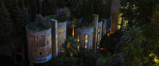 A Former Cement Factory- The New Workspace and Residence of Ricardo Bofill (17674)