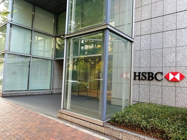 HSBCビル エントランス