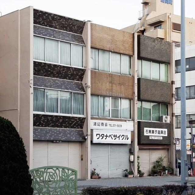 名古屋 渋ビル研究会。【旧ブログ】: タイル (17774)