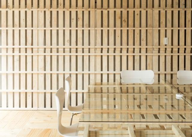 Shitomito Palette Office by Hiroki Tominaga Atelier, Tokyo – Japan »  Retail Design Blog (17810)