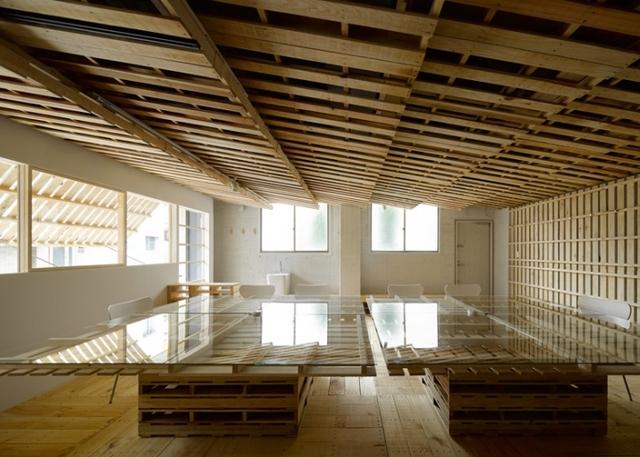 Shitomito Palette Office by Hiroki Tominaga Atelier, Tokyo – Japan »  Retail Design Blog (17811)