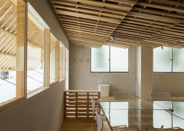 Shitomito Palette Office by Hiroki Tominaga Atelier, Tokyo – Japan »  Retail Design Blog (17812)