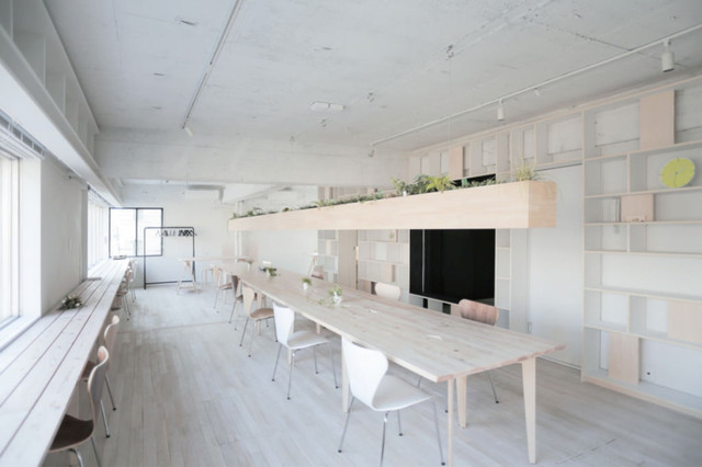 Hiroki Tominaga - Atelier | デッキテラスのコワーキング / shared office of deck terrace (17819)