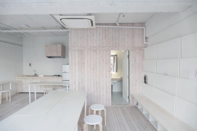 Hiroki Tominaga - Atelier | デッキテラスのコワーキング / shared office of deck terrace (17821)