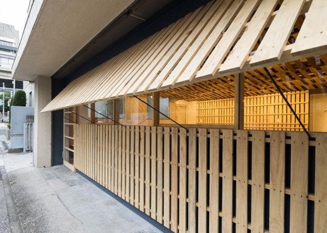 Shitomito Palette Office by Hiroki Tominaga Atelier, Tokyo – Japan »  Retail Design Blog (17827)