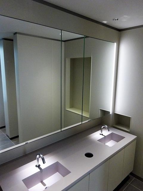 ツァオ日比谷 トイレ②女子洗面