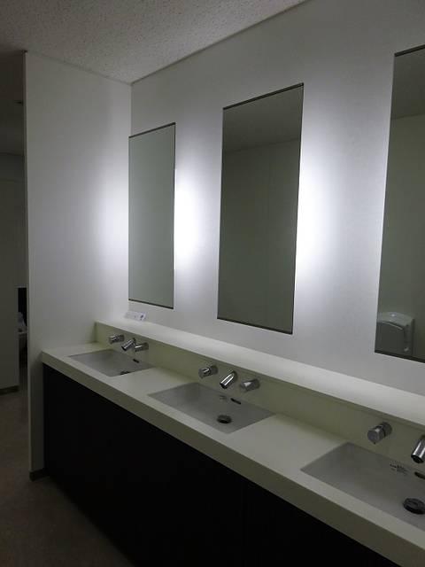 TFTビル西館 トイレ 水回り