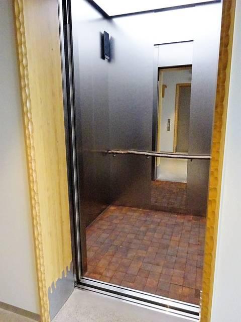 G-BASE田町 エレベーター
