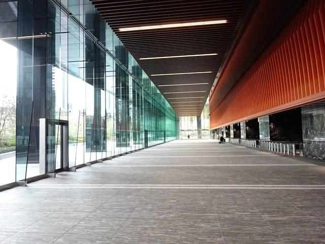 大崎ガーデンタワー エントランスホール
