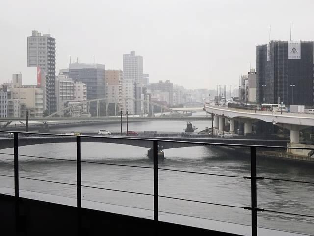 ザ・パークレックス日本橋浜町 眺望
