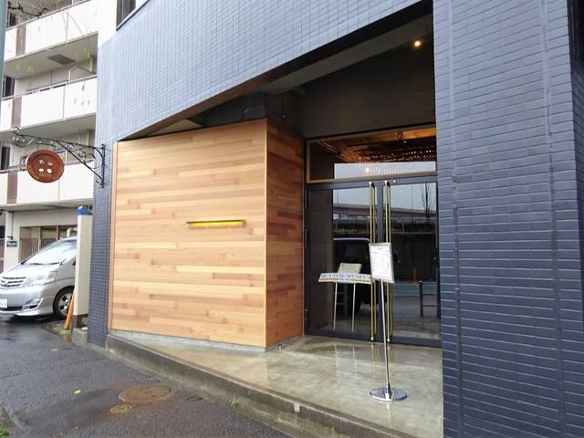 ザ・パークレックス日本橋浜町 入口